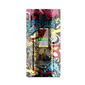 LAISIMO BOX MOD SPRING 200W GRAFFITI SERIES