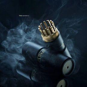 VIVA LA CLOUD THE THUNDER 20700 MECH MOD BLACK