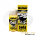 VAPETASIA KILLER CUSTARD ELIQUID 100 ML SHAKE & VAPE