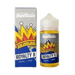 VAPETASIA KILLER CUSTARD STRAWBERRY ELIQUID 100 ML SHAKE & VAPE