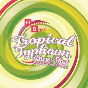 FLAVOUR BOSS TROPICAL TYPHOON BOSS SHOT 250ML