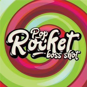 FLAVOUR BOSS POP ROCKET BOSS SHOT 250ML