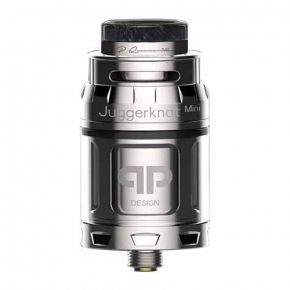 JUGGERKNOT MINI RTA 2ML TPD SILVER | QP DESIGN