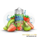 THE MAMASAN CALI COOLER DOUBLE STRAWBERRY KIWI ELIQUID 100ML SHAKE & VAPE