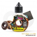 DONUT PUFF CHOCOLATE 50 ML SHAKE & VAPE