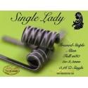 LADY COILS SINGLE LADY STAPLE NI80 0,16 SINGLE