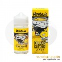 VAPETASIA KILLER CUSTARD LEMON ELIQUID 100 ML SHAKE & VAPE