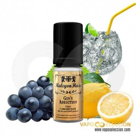 HALCYON HAZE GIN´S ADDICTION CONCENTRATE 10 ML