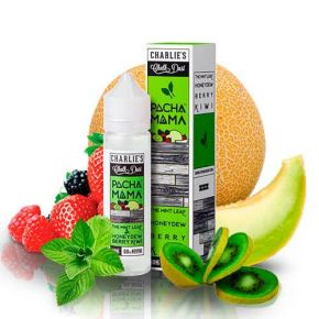 LIQUIDO PACHAMAMA MINT LEAF HONEYDEW BERRY KIWI 50ML | CHARLIES DUST