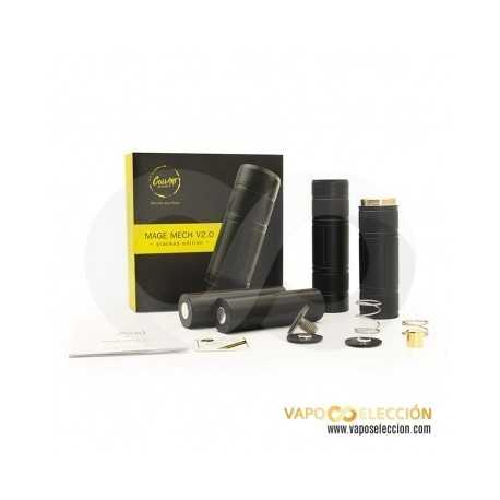 COILART MAGE MECH V2.0 STACKED EDITION BLACK