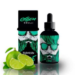 OSSEM JUICE BRAZILIAN LIME 50 ML SHAKE & VAPE