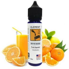 ELEMENT DRIPPER SERIES FRESH SQUEEZE 50ML SHAKE & VAPE