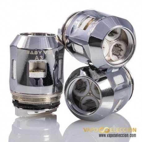 SMOK TFV8 BABY V2 A3 COIL 0.15 OHM TRIPLE 3UDS