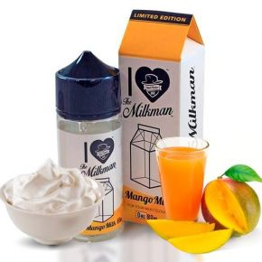 I LOVE THE MILKMAN - MANGO MILK 80ML SHAKE & VAPE