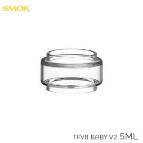 SMOK TFV8 BABY V2 BULB Nº7 GLASS TUBE 5 ML