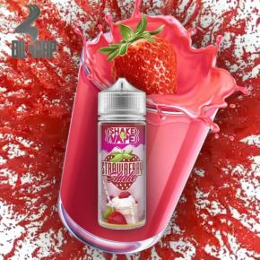 OIL4VAP AROMA STRAWBERRY SHAKE 60 ML UP TO 120 ML