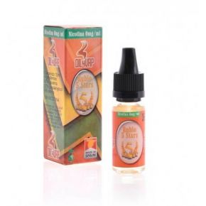 OIL4VAP TABACO RUBIO 5 STARS ELIQUID 10 ML