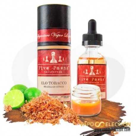 FIVE PAWNS ELO TOBACO ELIQUID 50 ML SHAKE & VAPE