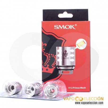 SMOK TFV12 PRINCE MESH COIL PACK 5 UDS.