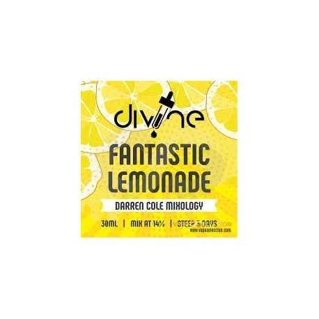 CHEFS FLAVOURS DIVINE FANTASTIC LEMONADE 30 ML