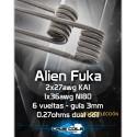 CHUS COILS ALIEN FUKA 0.27OHM