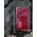 TOROMOD NYLON FULL ENGRAVED 18650 RED/BLACK