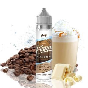 PANCAKE FACTORY WHITE CHOCOLATE MOCHA 0MG 50ML SHAKE & VAPE