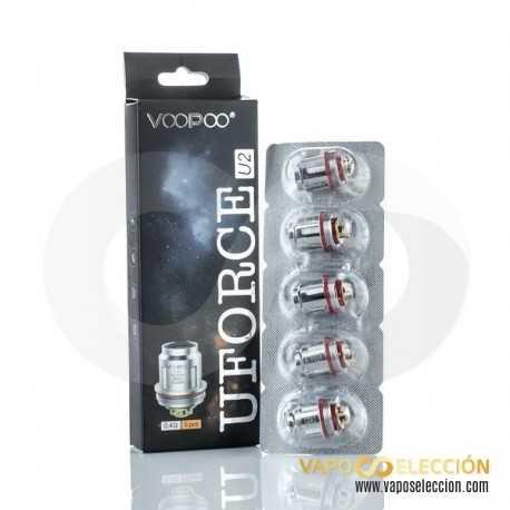 VOOPOO U2 0.4 OHM FOR UFORCE 1 UD.
