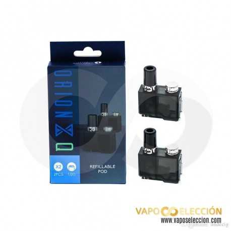 LOST VAPE ORION Q POD KIT REPLACEMENT 2UDS
