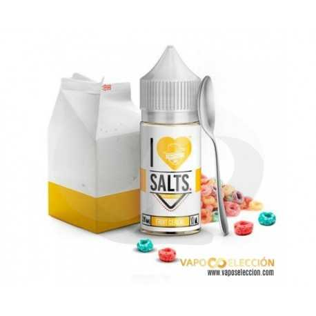 MAD HATTER I LOVE SALTS FRUIT CEREAL SALT 10ML 20MG