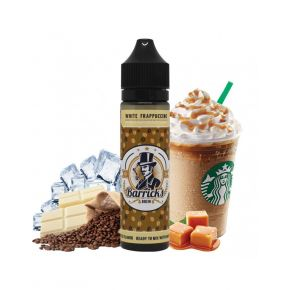 BARRICK´S BREW WHITE FRAPUCCINO 0MG 50ML SHAKE & VAPE