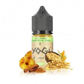 AROMA YOGI APPLE CINNAMON GRANOLA BAR 30 ML