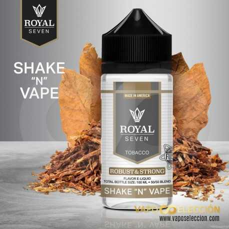 ROYAL SEVEN BY HALO ROBUST & STRONG 0MG 50ML SHAKE & VAPE