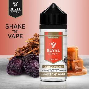 ELIQUID ROYAL SEVEN ULTRA SMOOTH 50ML | HALO ELIQUID