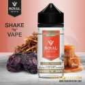 ROYAL SEVEN BY HALO ULTRA SMOOTH 0MG 50ML SHAKE & VAPE