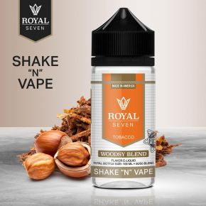 ELIQUID ROYAL SEVEN WOODSY BLEND 50ML | HALO ELIQUID