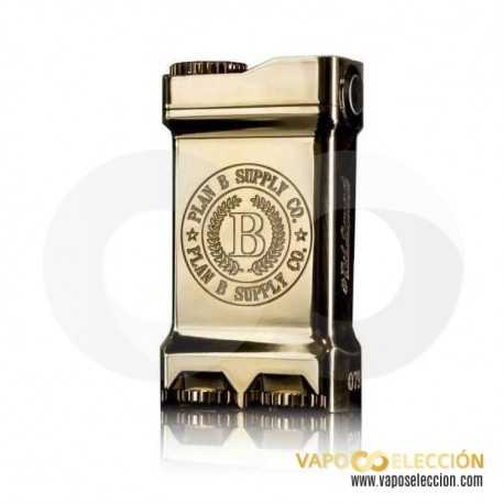 PLAN B SUPPLY CO THE COLAB BOX MOD BRASS