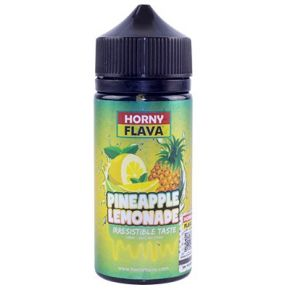 ELIQUID PINEAPPLE LEMONADE 100ML | HORNY FLAVA