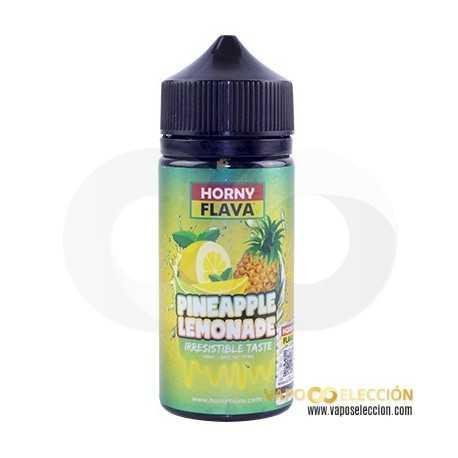 Pineapple Lemonade by Horny Flava 100ml Shake & Vape