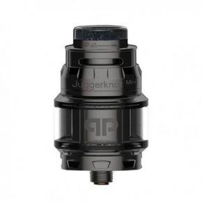 Juggerknot Mini RTA 2ml TPD by QP Design Gun Metal