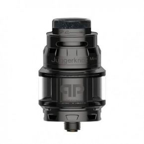 Juggerknot Mini RTA 2ml TPD by QP Design Gun Metal