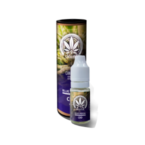 Blue Widow E-Liquid CBD 50mg by Skunk CBD Vapfip