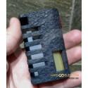 TOROMOD TRIB 21700 FE + TAPA Y PULSADOR EXTRA BLACK/RED