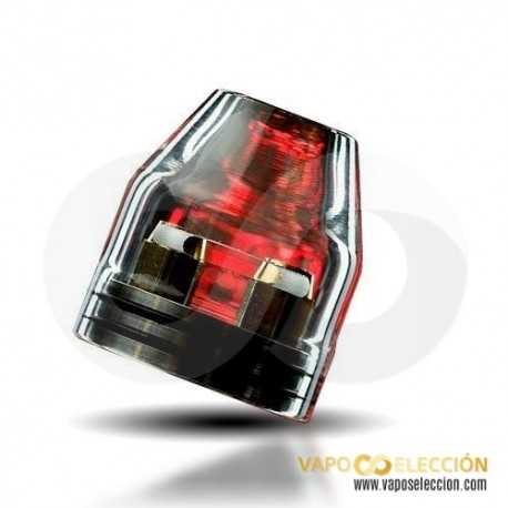 TRINITY GLASS BULLET CAP WIDOWMAKER RDA