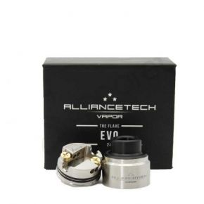 FLAVE EVO 24MM RDA BY ALLIANCETECH VAPOR