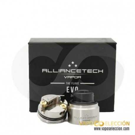 FLAVE EVO 24MM RDA BY ALLIANCETECH VAPOR