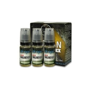 GREAT BREAKFAST TRIPACK 3X10ML 3MG BY BOMBO