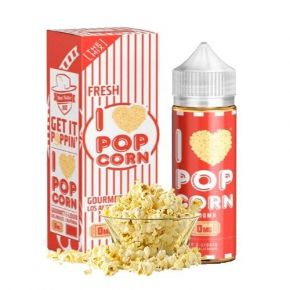 ELIQUID I LOVE POPCORN 80ML | MAD HATTER