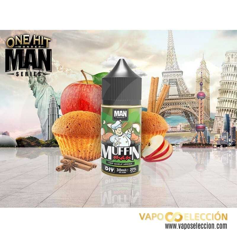 FLAVOUR THE MUFFIN 30ML | ONE HIT WONDER