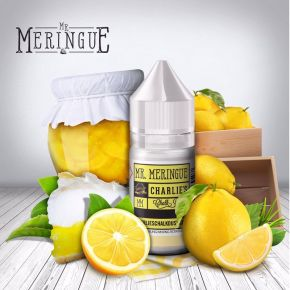 FLAVOUR MR. MERINGUE 30ML | CHARLIES DUST